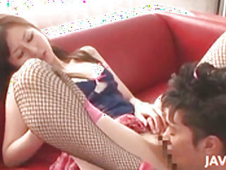 Adorable Japanese Babe Fuck Video 18