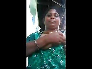Horny Tamil Aunty