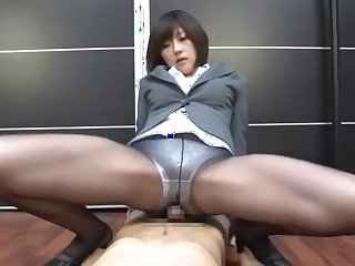Horny Japanese model Shinobu Kasagi in Amazing POV, Fetish JAV scene