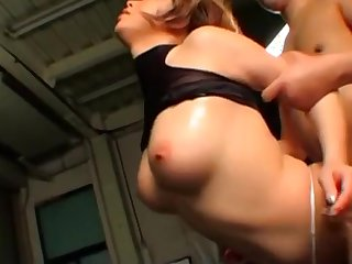 Hottest Japanese whore Yumi Kazama in Crazy Face Sitting, Doggy Style JAV scene