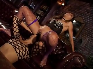 Amazing pornstar Keeani Lei in exotic asian, lesbian xxx video