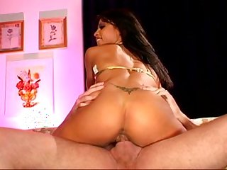 Fabulous pornstar Jayna Oso in crazy gaping, big butt porn scene