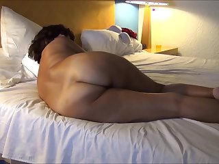 MATURE ASIAN WIFE FUCKING DOGY STYLE