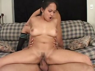 Exotic pornstar Ice La Fox in hottest cunnilingus, interracial xxx scene