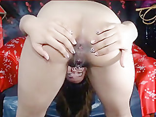 Exotic webcam Thai, Asian movie with NastyChinkyToy whore.